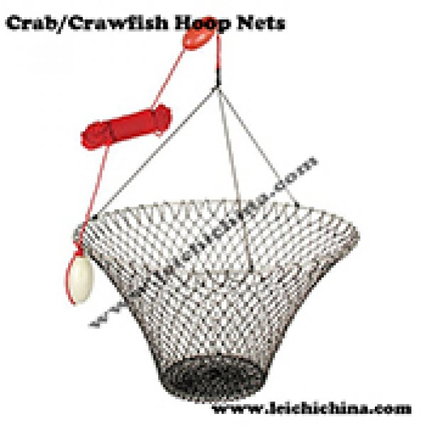 Crab/Crawfish Hoop Nets
