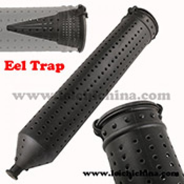 Eel fishing trap