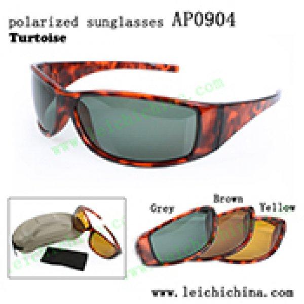 polarized tortoise frame fishing sunglasses AP0904