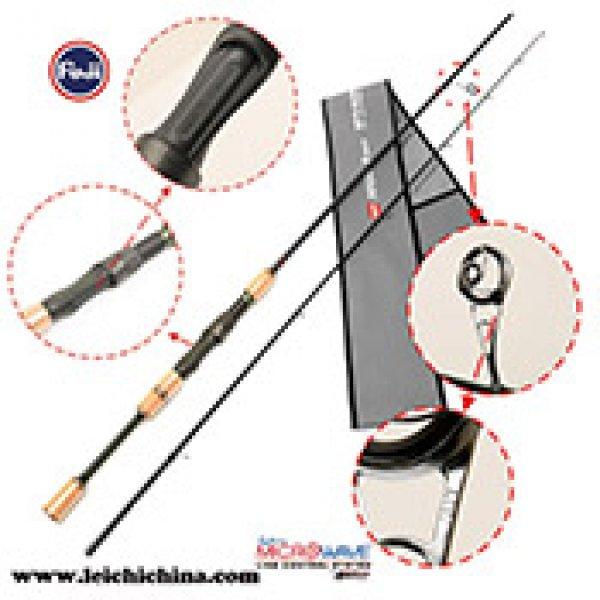 megafight spinning fishing rod