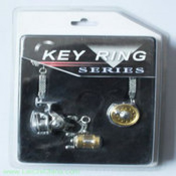 fishing key chain set