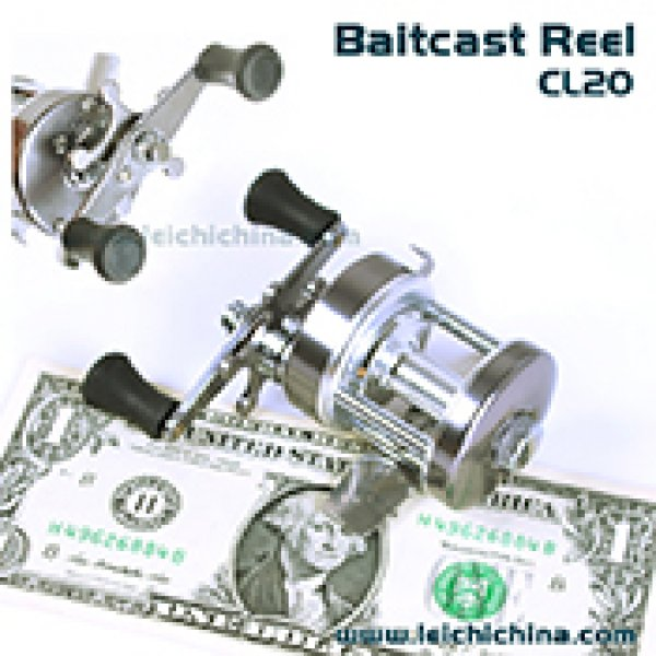 Ice fishing reel CL20 CL25