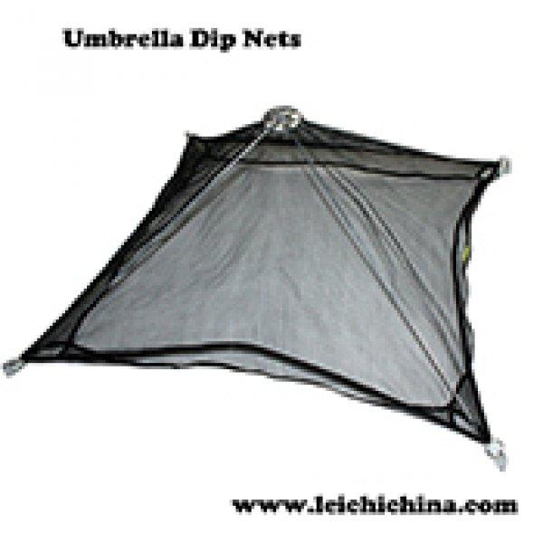 umbrella fishing dip net