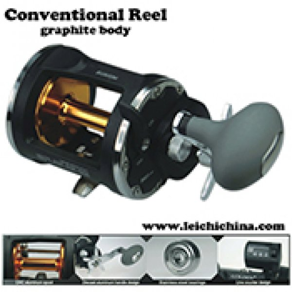 graphite body conventional reel