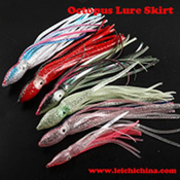 Octopus Lure Skirt