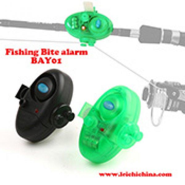 fishing clip on rod bite alarm BAY01