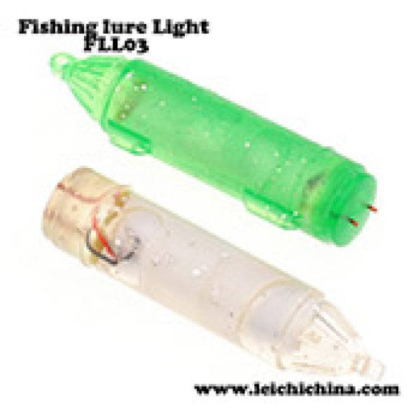 fishing flashing light