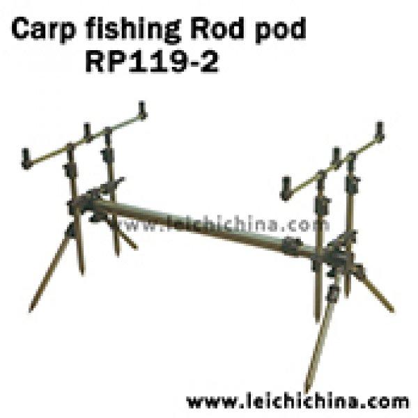 aluminium carp fishing rod pod RP119-2