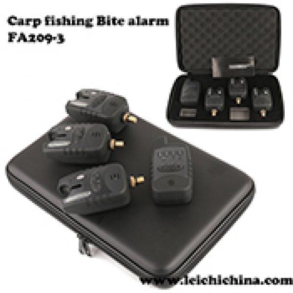 Carp fishing wireless bite alarm FA209-3