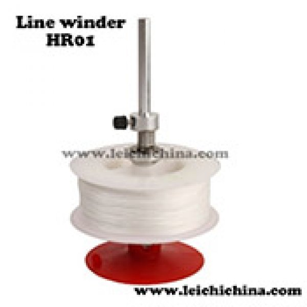 Fishing reel line winder HR01