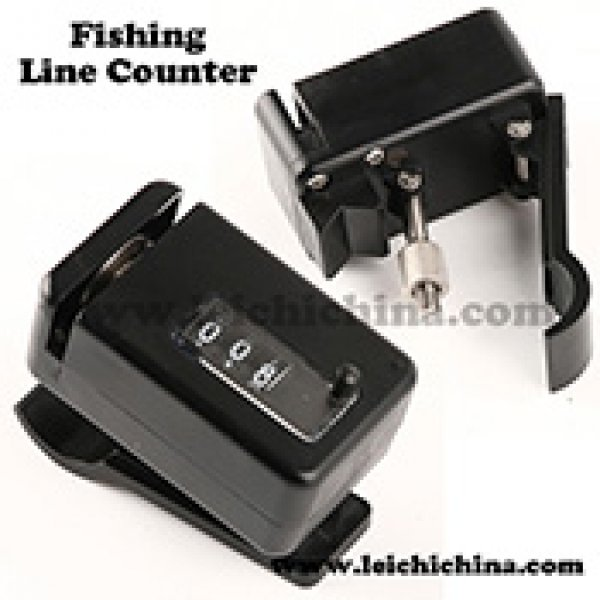 fishing line counter