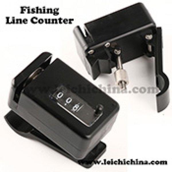 fishing line counter