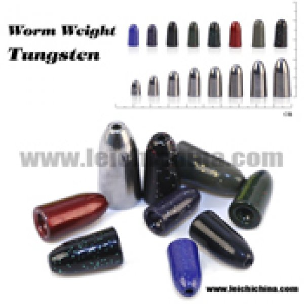 worm weight  Tungsten