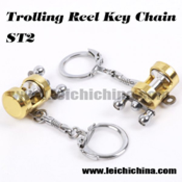 Trolling Reel Key Chain ST2