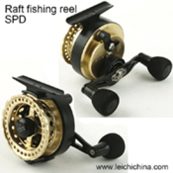raft fishing reel