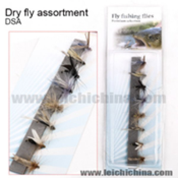 Dry fly assortment dsa