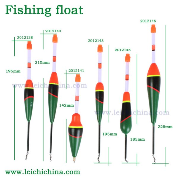 high quality fishing float collection 001