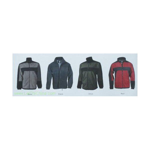 High sierra windproof fleece jacket