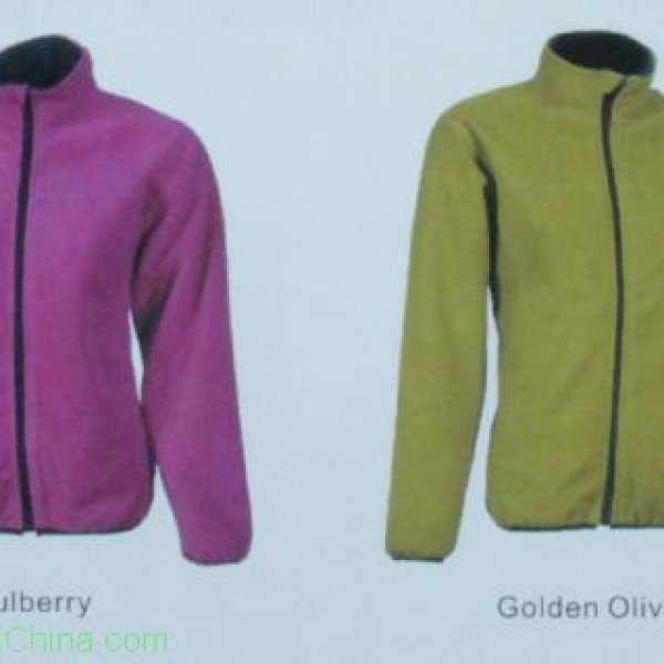 Mountaineer Windproof fleece jacket - women