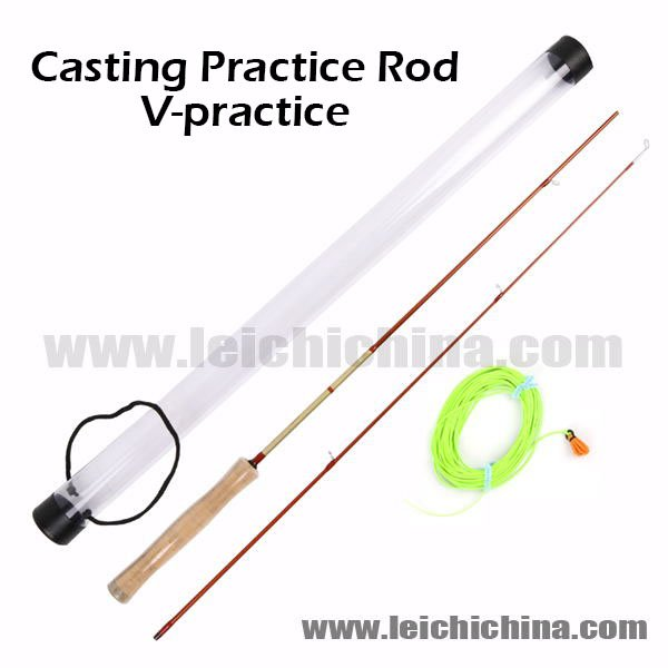 IM8/30T+40T SK Carbon  V-practice Fly Rod Series
