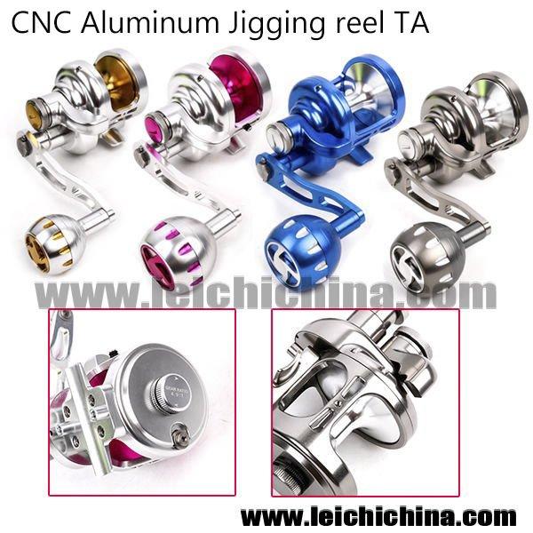 CNC Aluminum Jinging reel TA