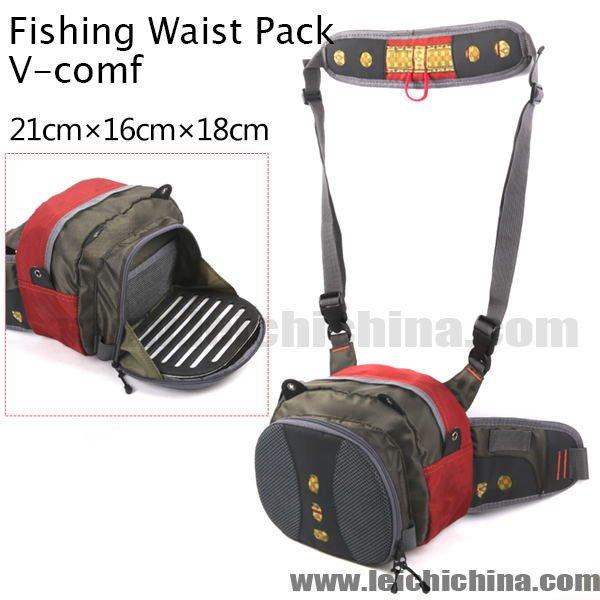 Fishing Waist Pack V-comf