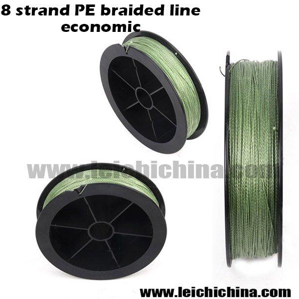 8 strand PE braided line economic