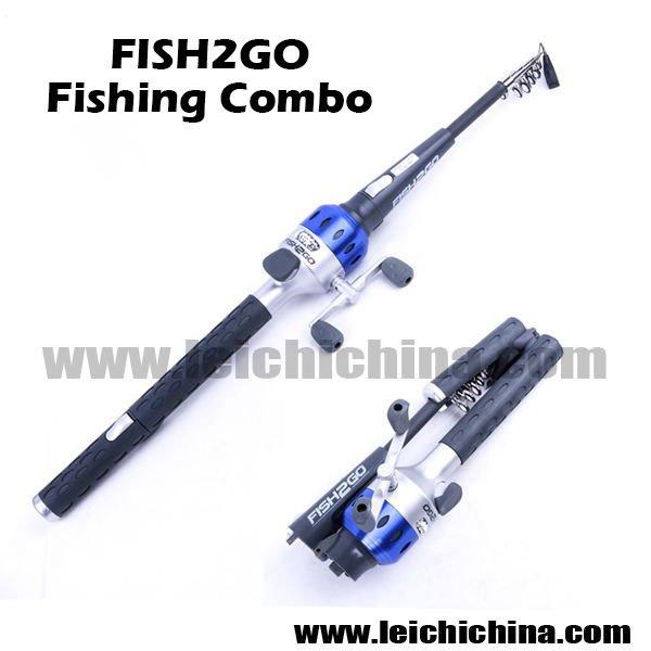 fish2go fishing combo