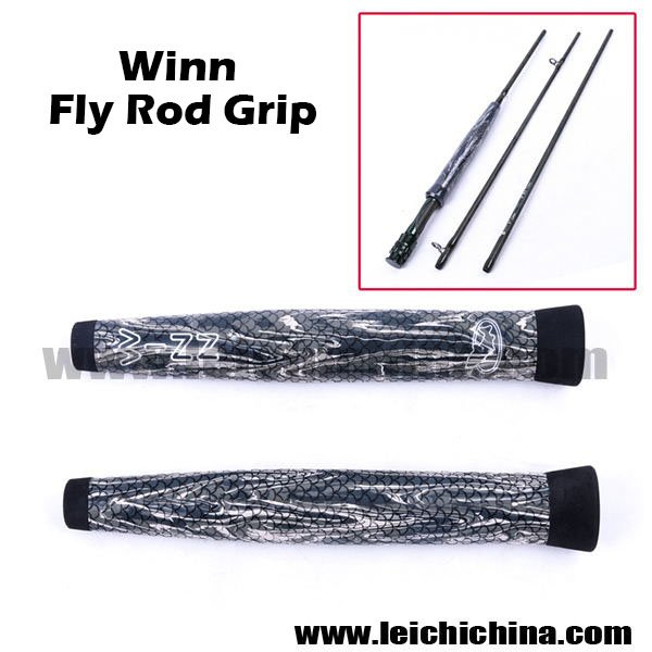 winn fly rod grip