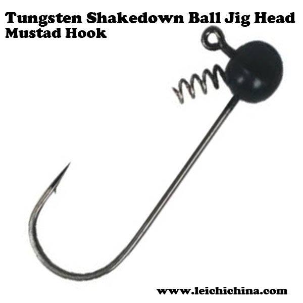 Tungsten Shakedown Ball Jig Head