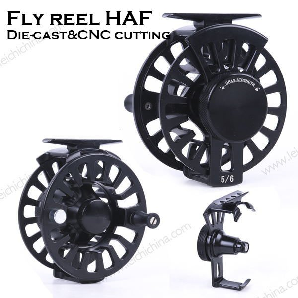 Fly Fishing Reel HAF