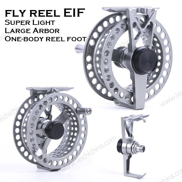Sealed Drag Saltwater Fly Fishing Reel EIF