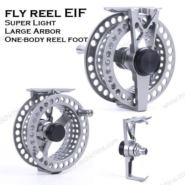 Sealed Drag Saltwater Fly Fishing Reel EIF