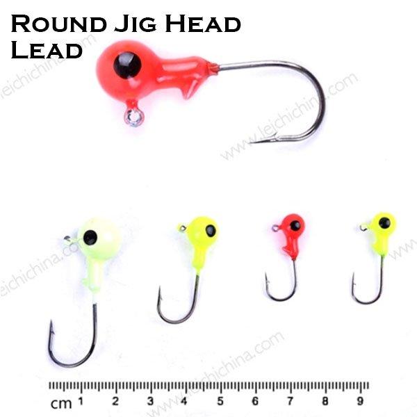round jig head