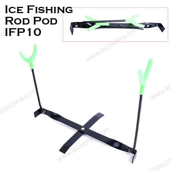 Ice Fishing Rod Pod IFP10