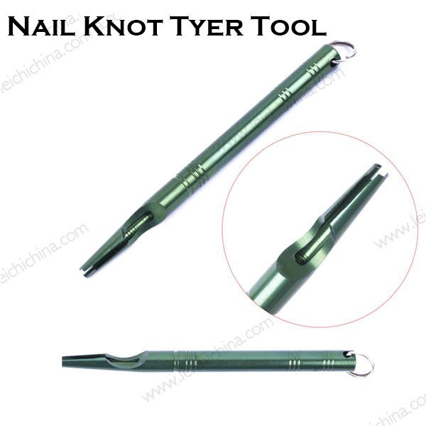 nail knot tyer tool