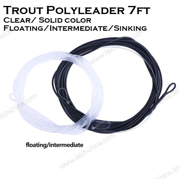 trout polyleader