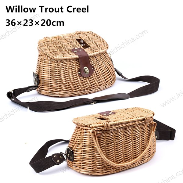 Willow Trout Creel