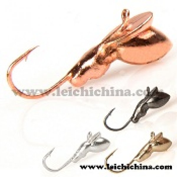 Tungsten ice fishing jig FLY