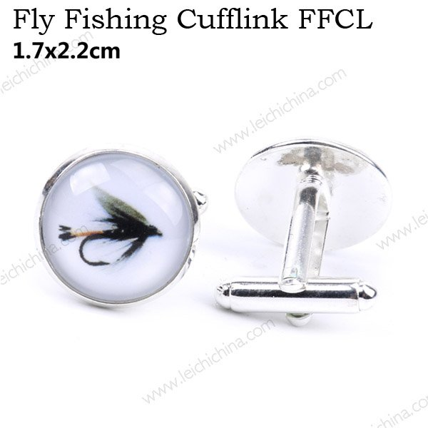 Fly Fishing Cufflink FFCL