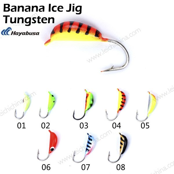 banana ice jig