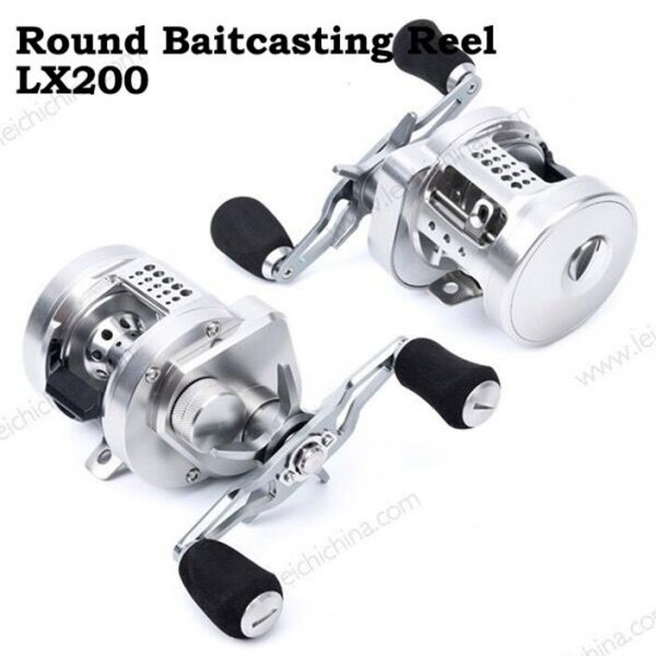 Round Baitcasting Reel LX200