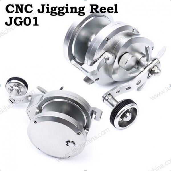 CNC Jigging Reel JG01