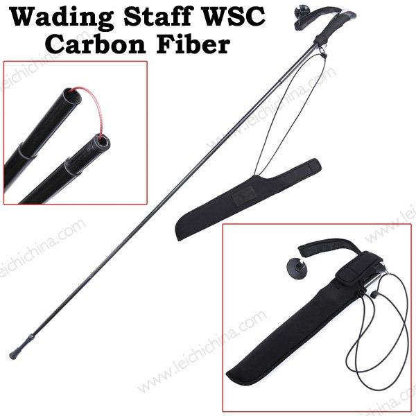Carbon Fiber Wading Staff WSC