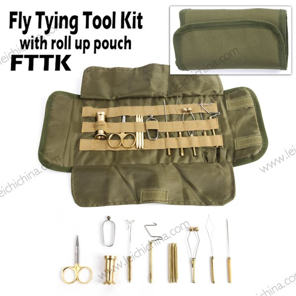 Fly Tying Tool Kit FTTK