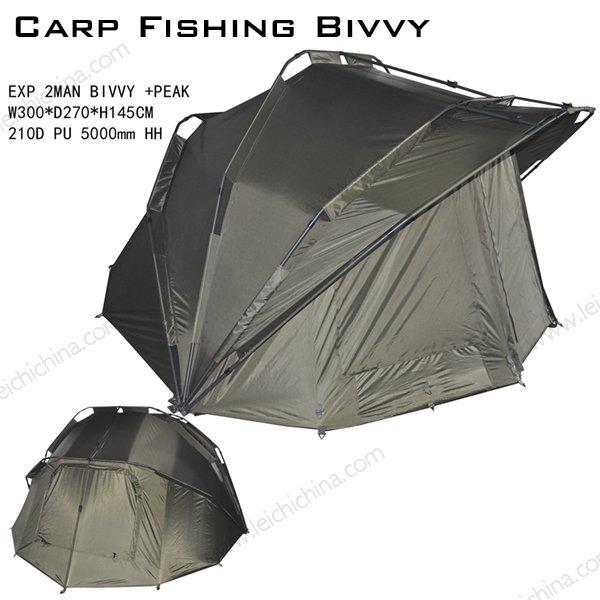 Carp Fishing Bivvy