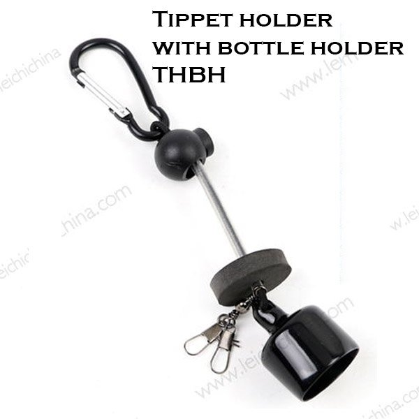 Tippet Holder with Bottle Holder THBH