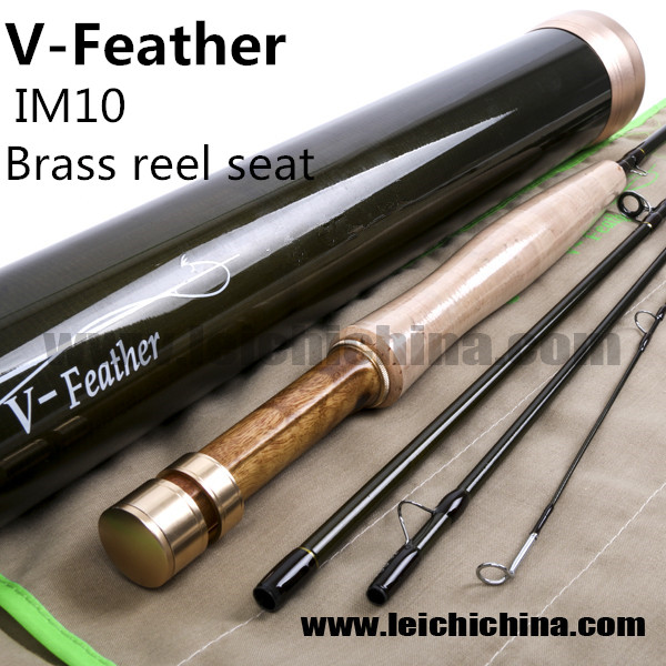 fly fishing rod factory